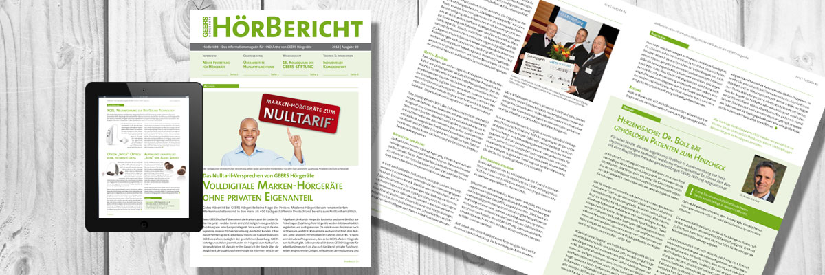 PR Agentur: Content & Online Marketing für Healthcare Themen